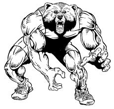 Wrestling Bear