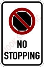 no-stopping