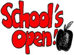 School open