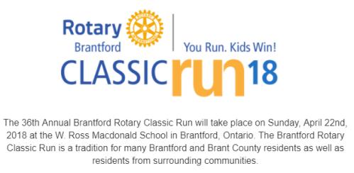Rotary Classic Run